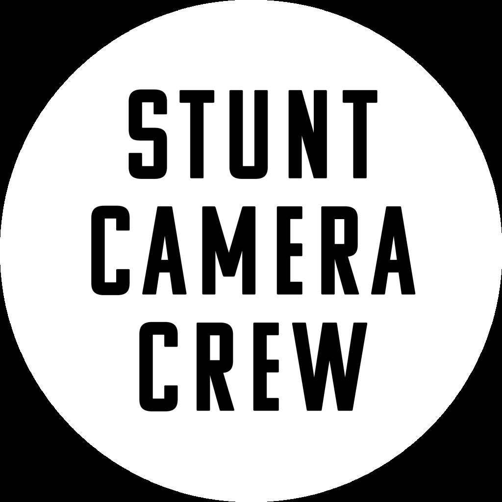 stunt camera crew logo png
